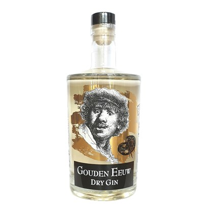 Gouden Eeuw Aged Dry Gin